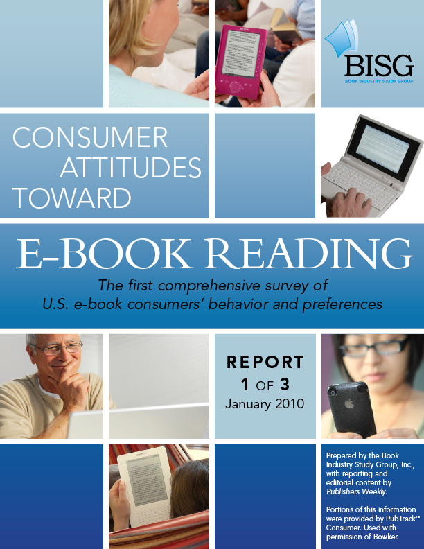book industry study group report
